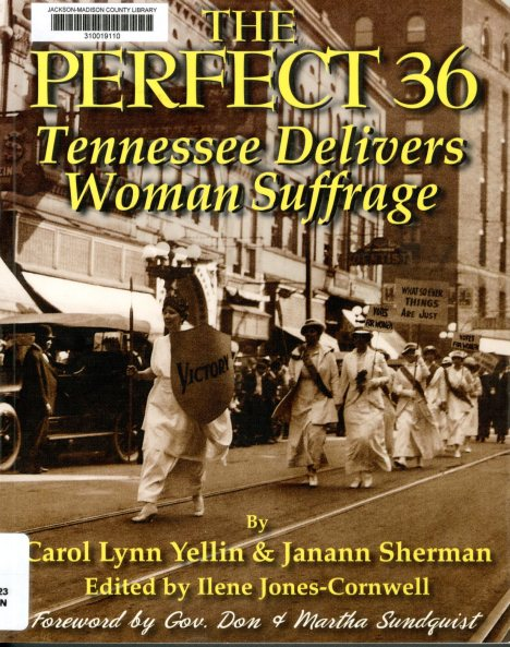 Book - Women Suffrage001