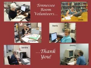 Volunteers 2016
