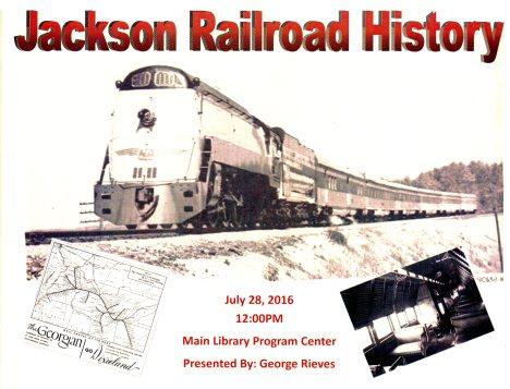 Jackson RR Hist